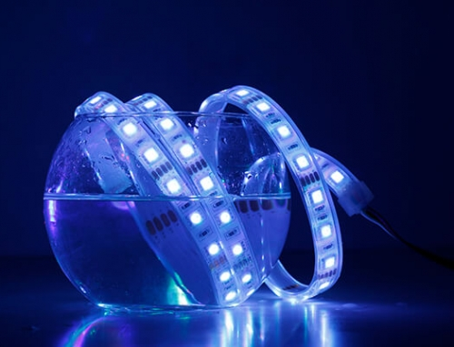 LED strip light quality identification and selection skills