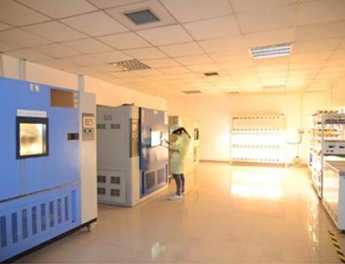 Seven test items for LED luminaires